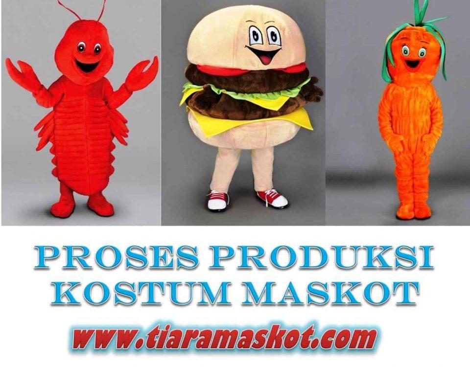 Sekilas Tentang Produksi kostum maskot