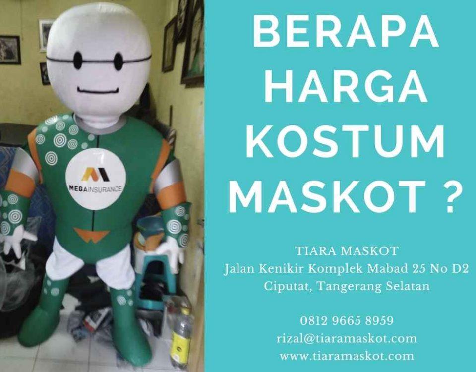 Berapa Harga Kostum Maskot