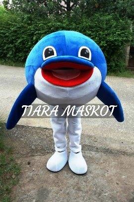 Kostum badut maskot promosi