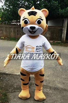contoh kostum maskot perusahaan Duta Putra Land