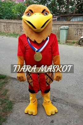 contoh Kostum maskot olahraga