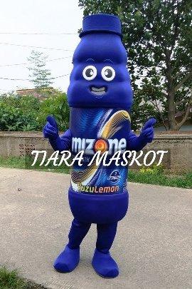 Kostum maskot promosi perusahaan