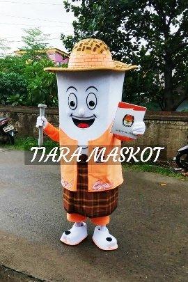 Contoh maskot KPU dan Pilkada