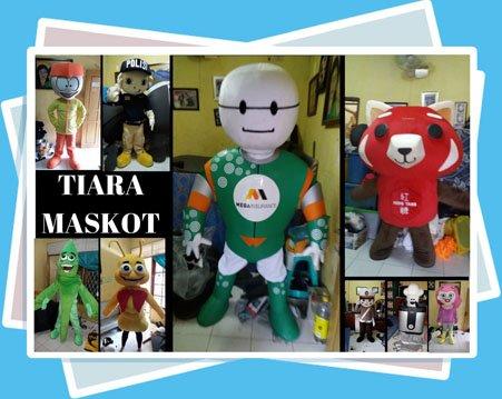 tiara kostum maskot jakarta gallery depan