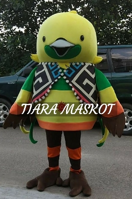 maskot asian games 2018 bhin bhin